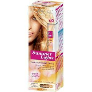 Accessories - ☀2 L'Oreal Summer lights hair lightening gelee